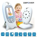 DBPOWER 2 inch Wireless Video Baby Monitor Camera Baby Monitors 2Way Talk Night Vision 5M IR LED Temperature Hassle-Free Monitor