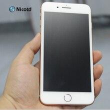 Никотд матовое закаленное стекло матовый для iPhone 8 plus 7plus 8 plus защита экрана против отпечатков пальцев для iPhone 6 6s plus пленка