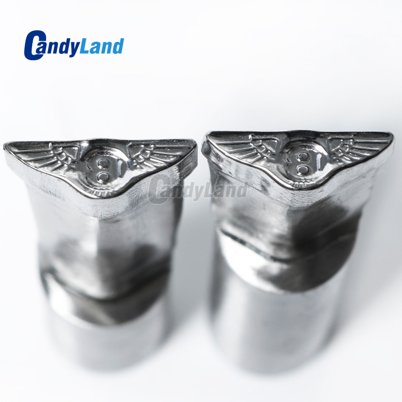 CandyLand Bent Milk Tablet Die 3D Punch Press Mold Candy Punching Die Custom Logo Calcium Tablet
