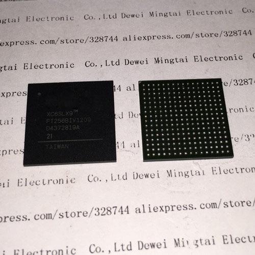 5 pièces 10 PCS/LOT XC6SLX9-2FTG256I XC6SLX9-2FTG256 XC6SLX9 BGA256