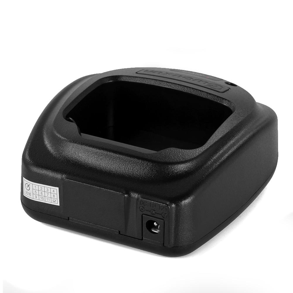 Ny originalladdare för Wouxun Portable Radio KG-UV6D KG-UVA1 KG-UV3D - Walkie talkie - Foto 3