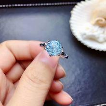Shilovem Стерлинговое Серебро 925 пробы кольца с натуральным