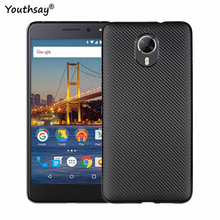 For Cover Google General Mobile GM 5 Plus Case Silicone Armo