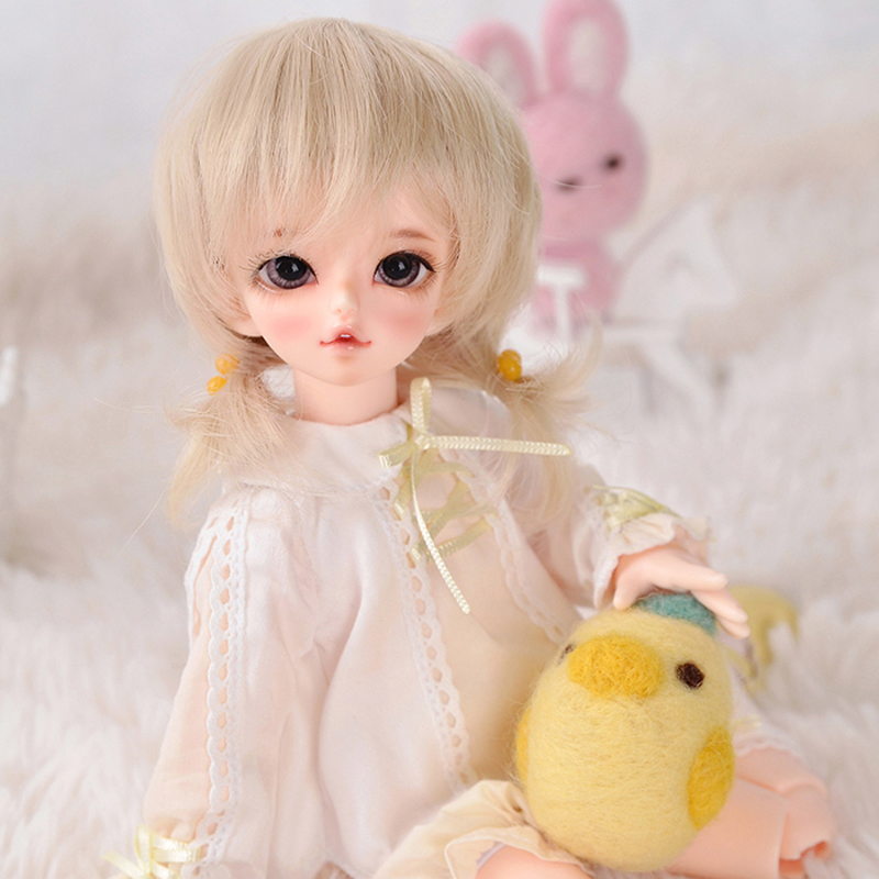New Arrival 1/6 BJD Doll BJD/SD Happy &Lucky Lovely Doll For Baby Girl Birthday Christmas Gift кукла bjd dc doll chateau 6 bjd sd doll zora soom volks
