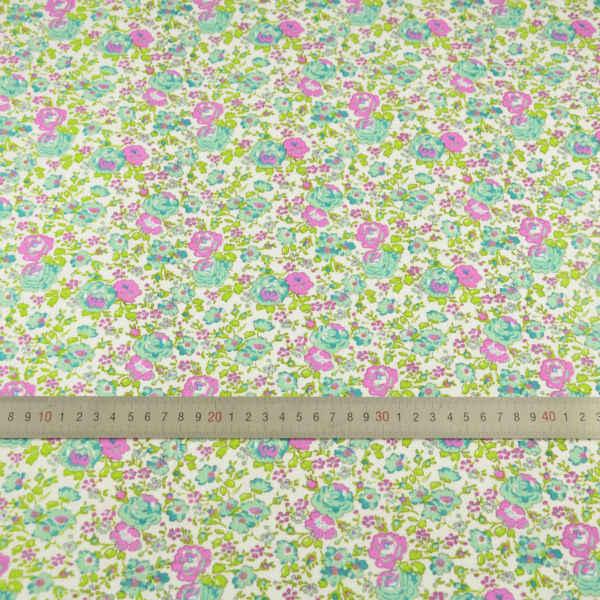 Tin tức Xanh Chất Liệu Vải Bông hoa xinh xắn desgins Quần Áo Búp Bê của Ngôi Nhà MÔ Dệt May Trang Trí May Mô mỡ khu phố hàng thủ công CM