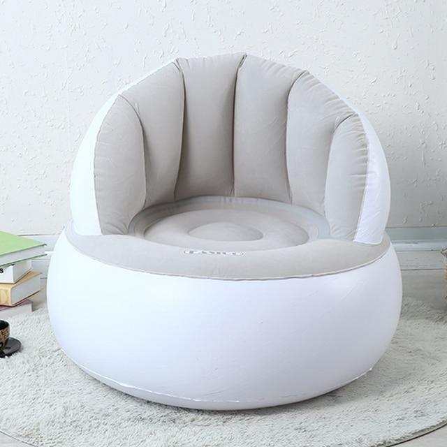 Aufblasbare Sofa Sitzsack Klapp Einzigen Kreative Erwachsene Schlafzimmer  Wohnzimmer Sofa, GROßE GRÖßE FÜR ERWACHSENE,