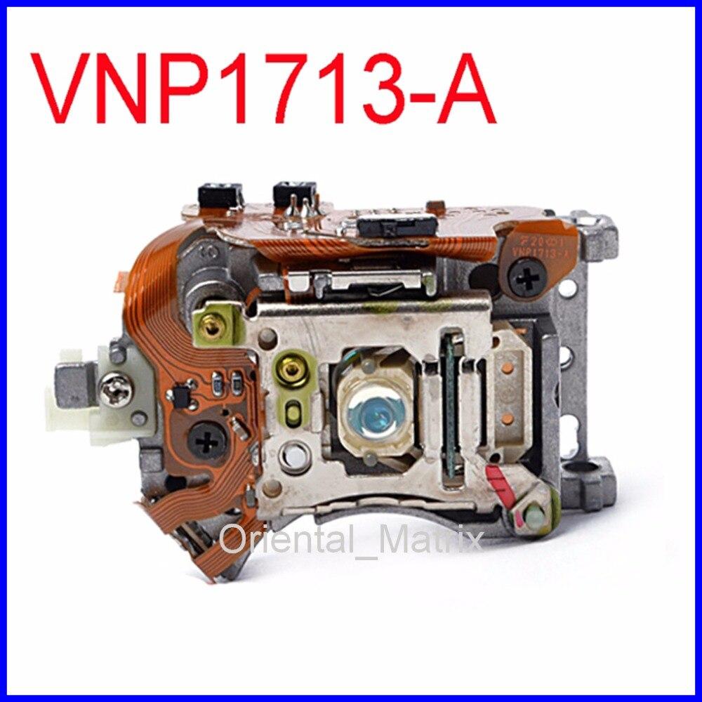 Free Shipping Ploneer VNP1713 VNP-1713 VNP1713-A Optical Pick Up DV535 / 515 DV-S6D DV343 Laser Lens