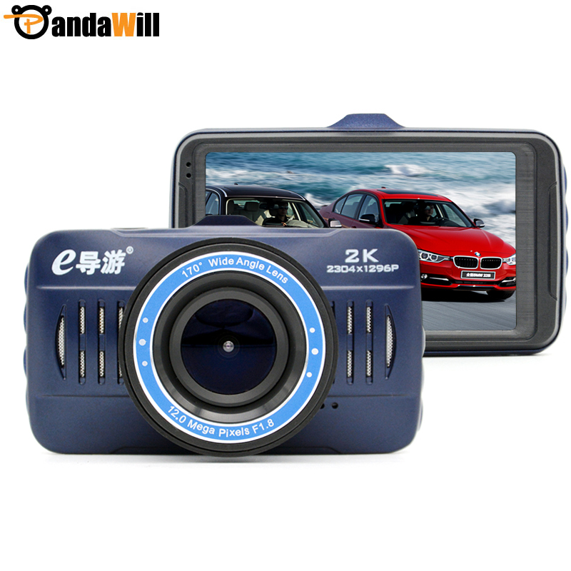 2016 New Car DVR Camera 3 Full HD 1920 1080P DashCam Video Recorder Novatek Motion Detection
