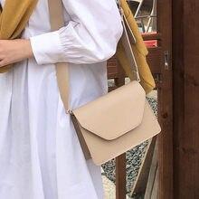 RanHuang nouvelle arrivée 2020 femmes en cuir Pu sacs à bandoulière filles bref rabat femmes décontracté sacs de messager sacs à bandoulière