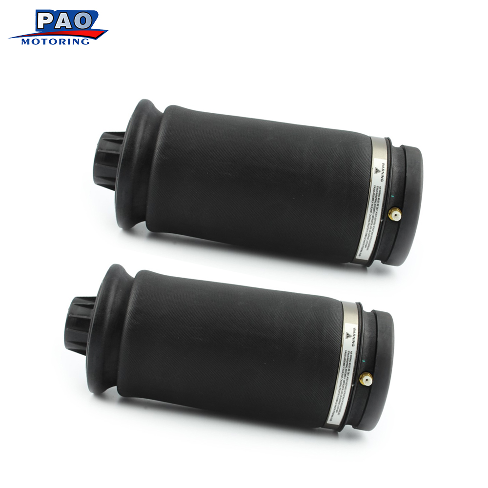 2PC Rear Air Bag Suspension Air Shock Air Spring For Mercedes-Benz W164 X164 ML&GL 320 350 450 500 550 AMG GL320 OEM 1643201025 free shipping new mercedes gl w164 x164 amg rear air ride suspension kit air strut air spring air suspension 1643201025
