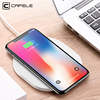 CAFELE Fast Wireless Charger For Iphone X 8 Plus Qi Wireless Charger For Samsung Galaxy Note