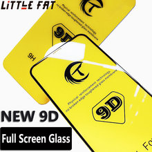 9D Full Cover Edge Tempered Glass For iPhone 7 8 6Plus X XS XR XSMAX Screen