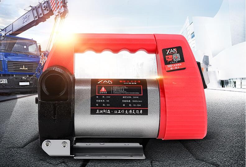 UZWELL 12V Electric Oil Feeding Pump Mini Automatic Fuel Pump Diesel Fuel Pump For Truck Excavator Vessel Oil Drum air dragon portable air compressor