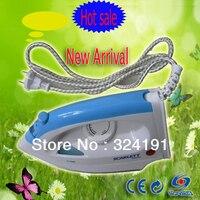Vendita calda Mini Ferro di Vapore elettrico, 1000 Watt Portatile elettrico Spruzzo di vapore Pulitore Irons