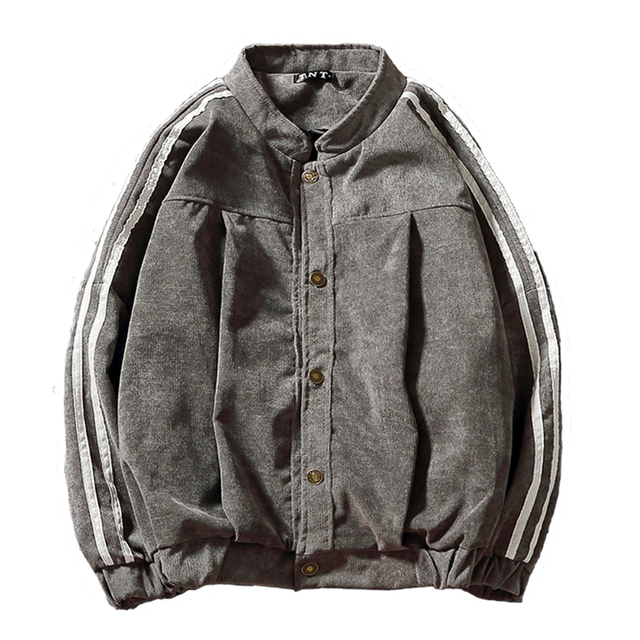 Bomber Jackets Men Vintage Anorak Streetwear Japanese Jacket
