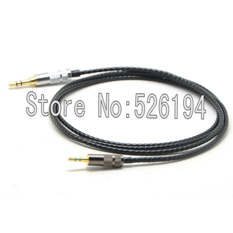Free shipping 3m Replacement Audio upgrade Cable For Y45BT Y50 Y40 Y55 K845BT K840KL headphones cable