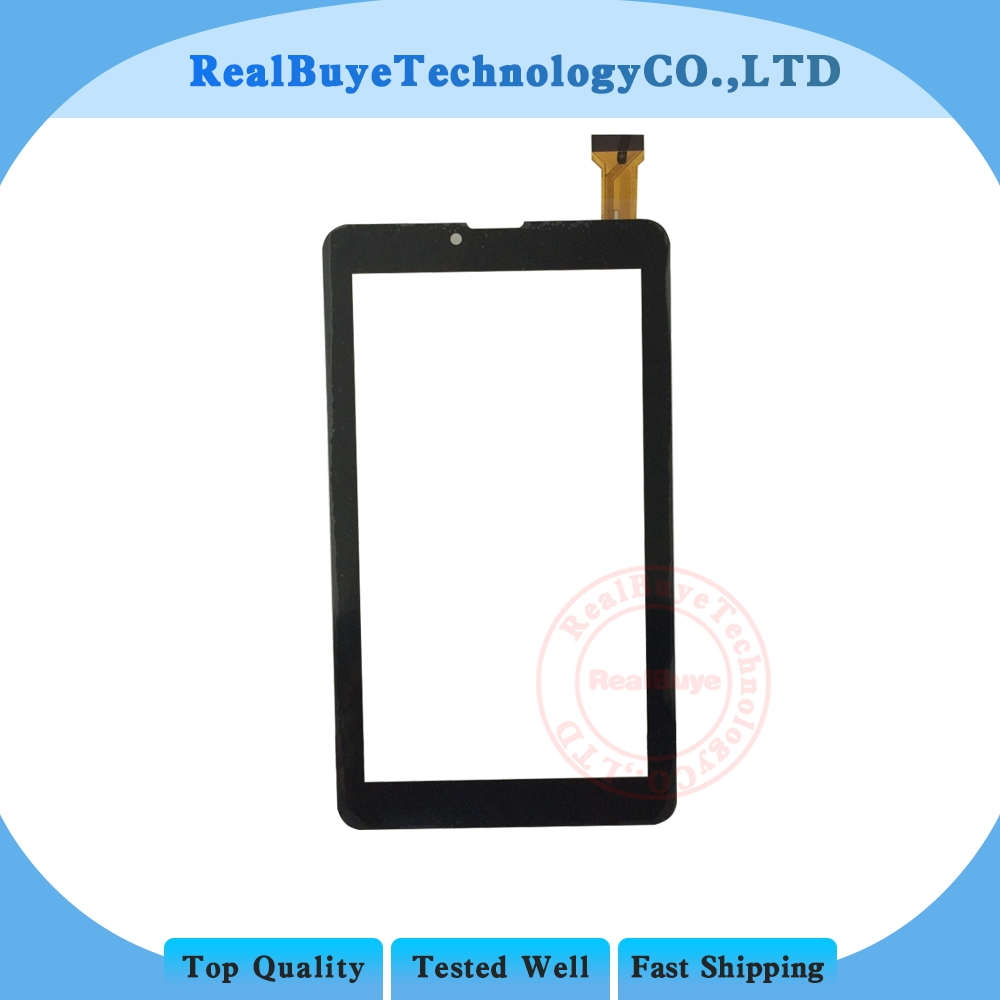 A+7 inch Capacitive Touch Screen Replacement For BQ <font><b>7021G</b></font> BQ-<font><b>7021G</b></font> tablet pc Digitizer External screen Sensor image