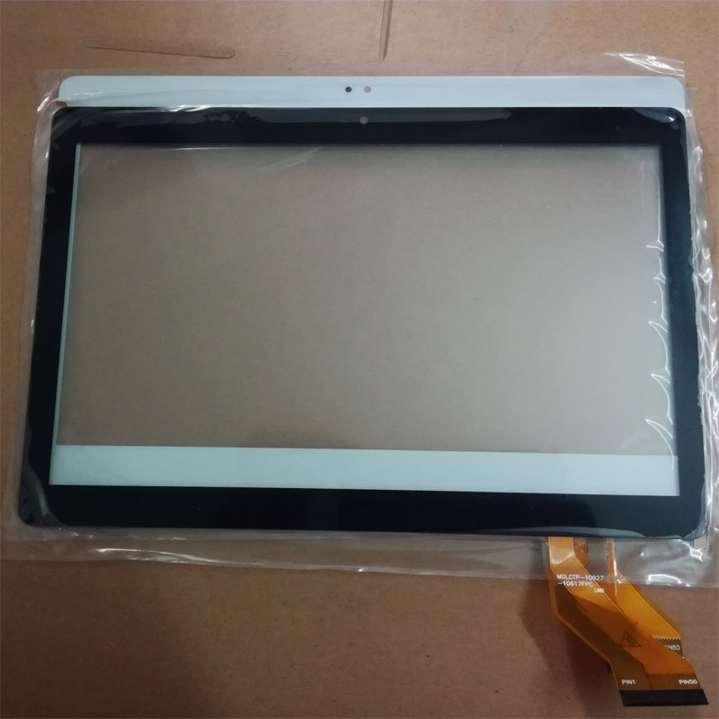 New 10.1 -inch Tablet Touch Screen Display On The Outside JC-17001010FPC MGLCTP-10927-10617FPC Digitizer Panel