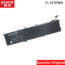 JIGU 11.1V 97WH Original 6GTPY 5XJ28 Laptop Battery For Dell