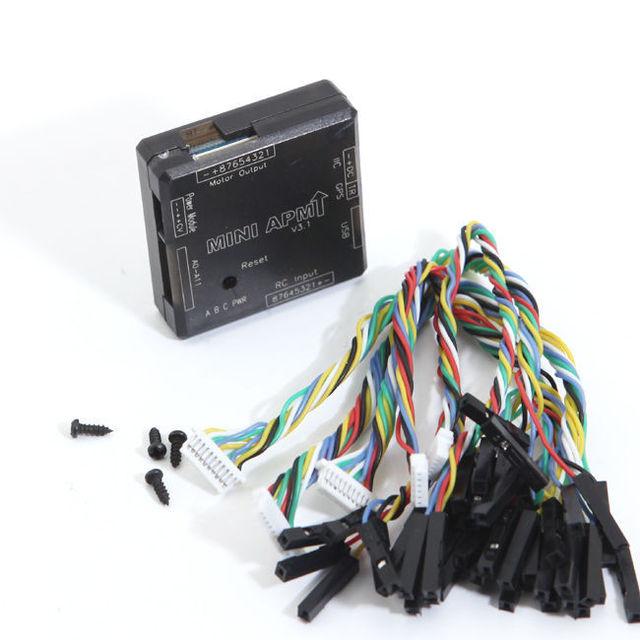 1 satz Mini APM V3.1 Flight Controller Für ArduPilot Mega Externe APM