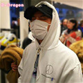 G Dragon Hoodie G Dragon Bigbang big bang bangtan bang tan kpop k pop k-pop korean style ulzzang harajuku  hip hop women hipster