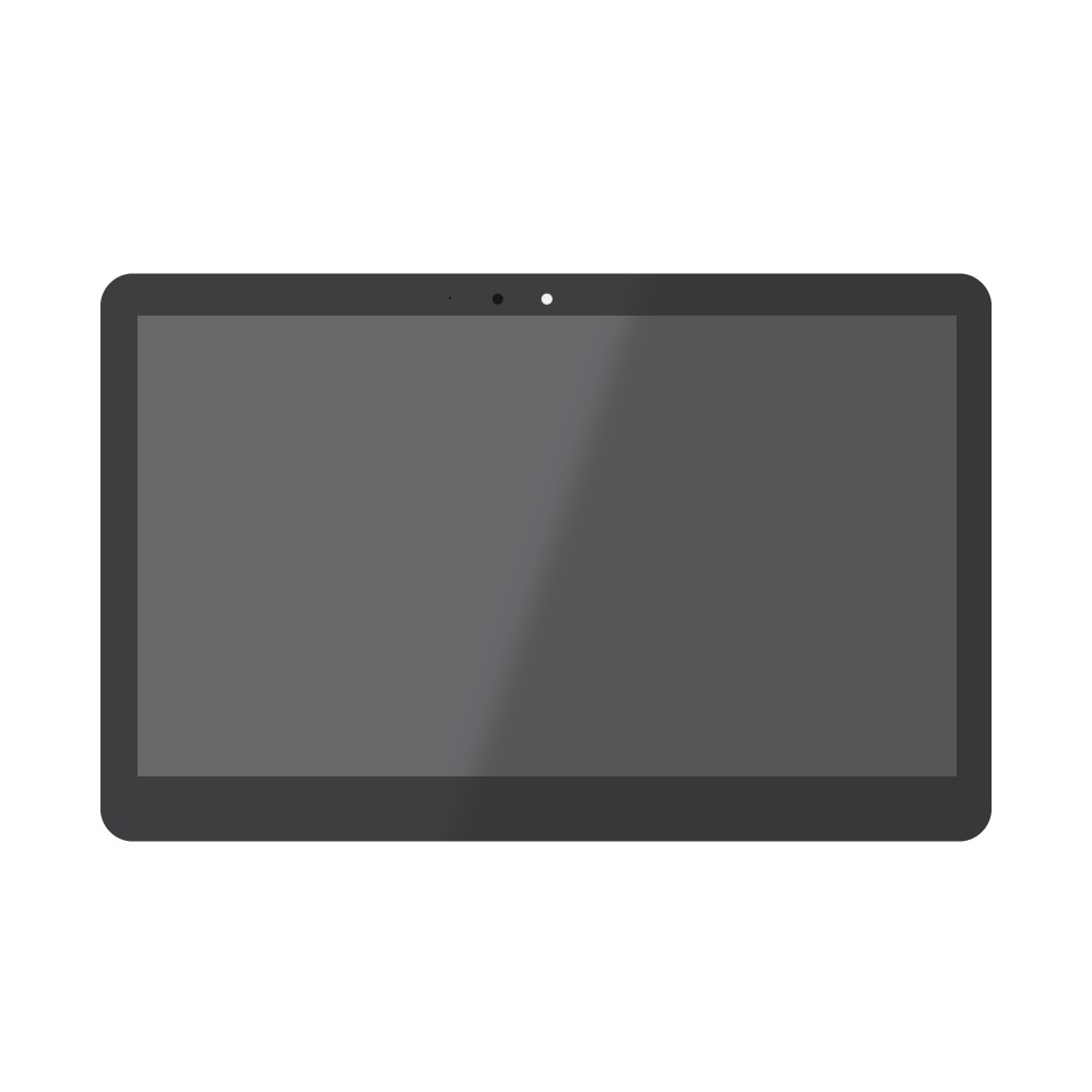 13.3 LP133QH1-SPA1 N133HSE-EB3 LCD Screen Assembly +Out Front Glass For HP Spectre 13-3000 13-3000ea 13-3014tu 13-3019tu 13.3 LP133QH1-SPA1 N133HSE-EB3 LCD Screen Assembly +Out Front Glass For HP Spectre 13-3000 13-3000ea 13-3014tu 13-3019tu