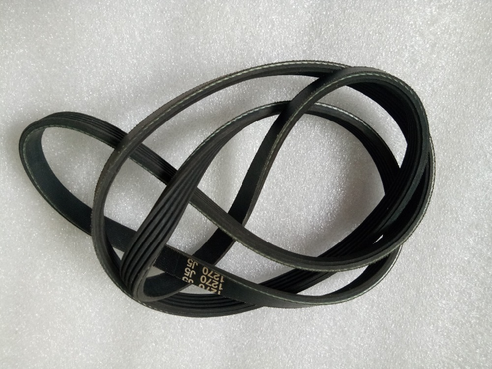 135J6 sèche linge lecteur ceintures/machine à laver ceintures/J type poly rib ceinture/poly V ceinture dans Pièces de machine à laver de Appareils ménagers