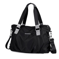 Brand High Quality Waterproof Handbag Large Nylon Men And Women S Leisure Bag Contracted Joker Travel