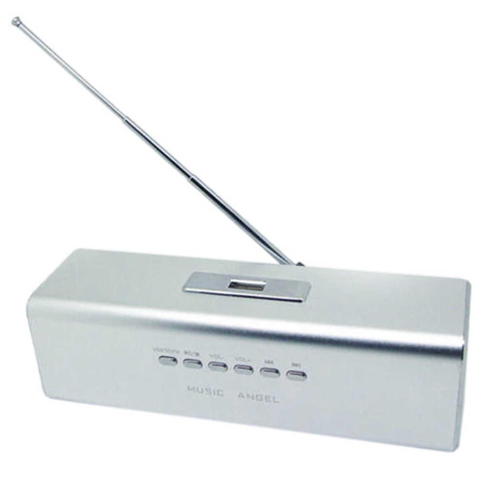 新しい1ピース3.5ミリメートル男性fmラジオアンテナ用モバイル携帯電話mp3 mp4オーディオ機器