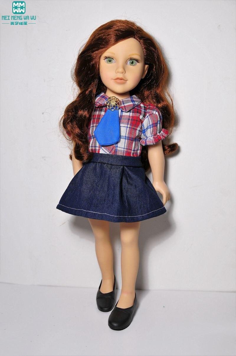 Kläder till dockor passar babyfödd zapf docka och flicka dolll Vit - Dockor och tillbehör - Foto 3