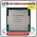 Original for Intel Core i7 6700k Processor 4.0GHz /8MB Cache/Quad Core /Socket LGA 1151 / Quad-Core /Desktop I7-6700k CPU