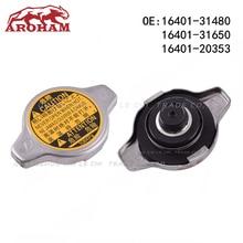 High Quality 16401-31650 16401-31480 For TOYOTA LEXUS OEM RADIATOR COOLANT RESERVOIR CAP