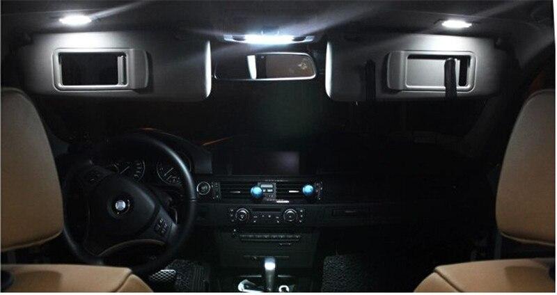19pcs per set For bmw E39 serie 5 525i 528i 530i 540i M5 Sedan 1996 - 2003 LED Interior light kit package источник света для авто eco fri led 18 x bmw e39 5 525i 528i 530i 540i m5 1996 2003 canbus