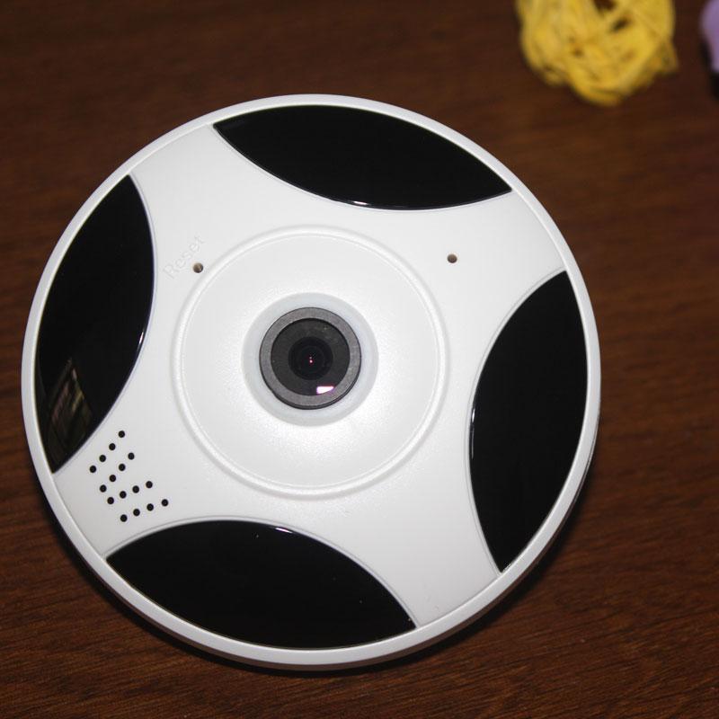 1080P Panoramic 360 degree intelligent camara  phone APP real time monitoring  HD lens1080P Panoramic 360 degree intelligent camara  phone APP real time monitoring  HD lens