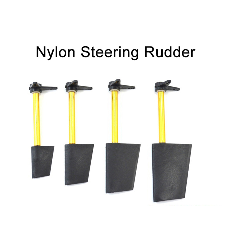 1PCS High Quality Nylon Steering Rudder for RC Boat Height 28mm/36mm/44mm/52mm for dps 220ub 1 a hu220as 00 cpb09 d220a power supply 100% working fully tested