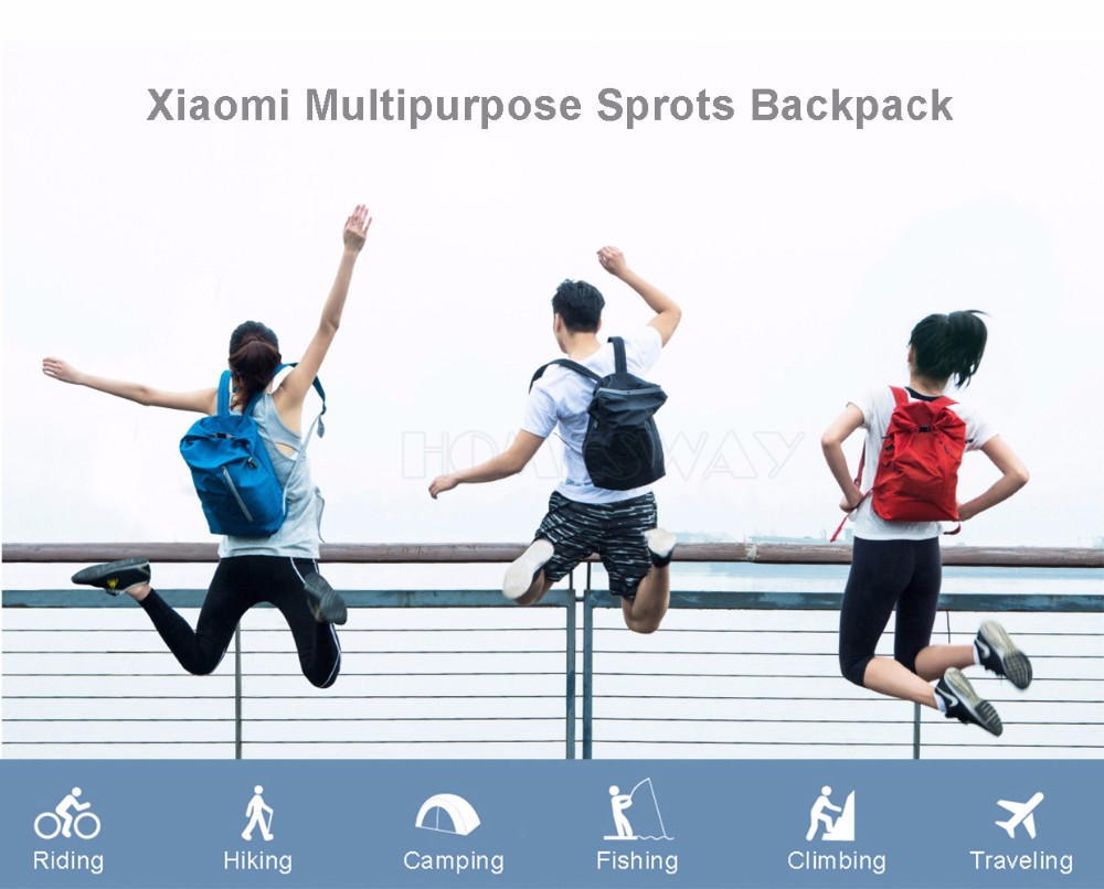 Xiaomi Multipurpose BackPack