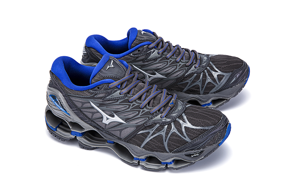 Mizuno Wave Prophecy 7 Professional Men Shoes Outdoor Breathable Stable Sports Weightlifting Shoes