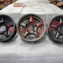 Абсолютно Jimny автомобильный Стайлинг внедорожных дисков 15 дюймов