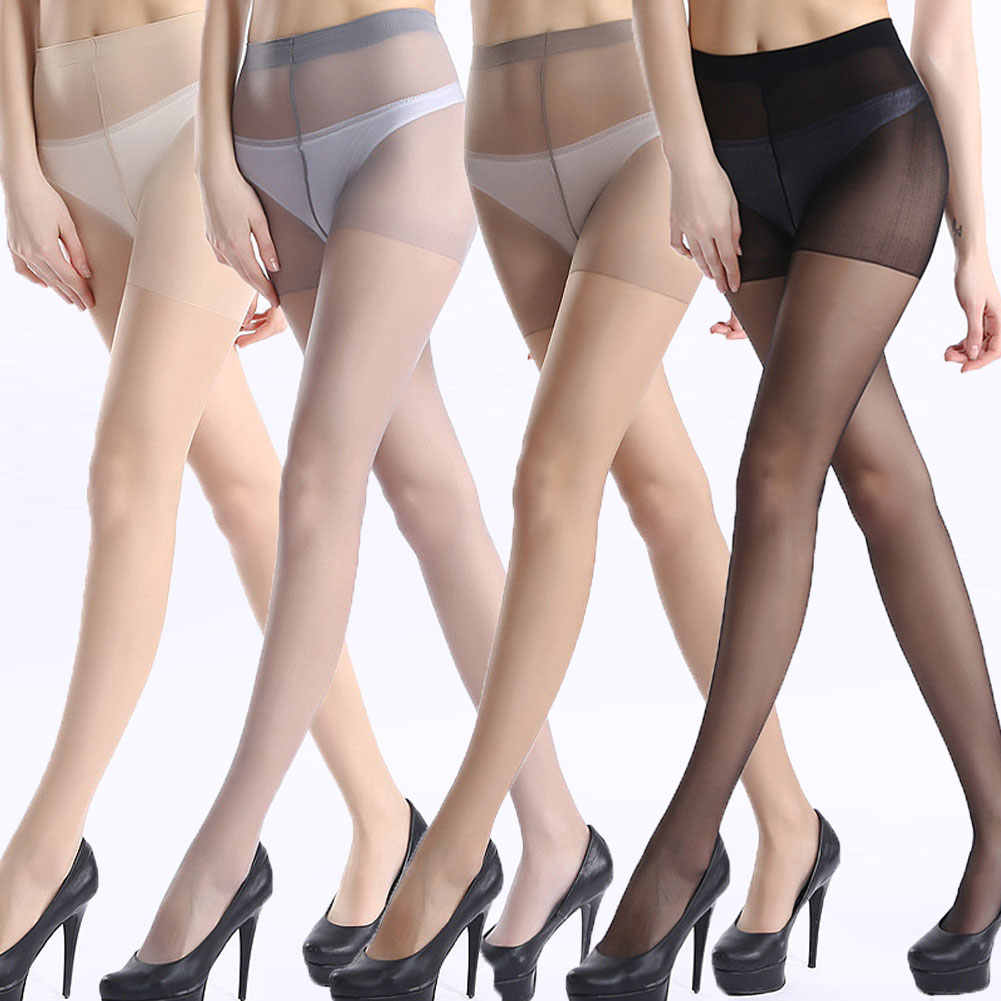 d658aa2ae6d Detail Feedback Questions about Women s Classic Sexy Tights Silk ...