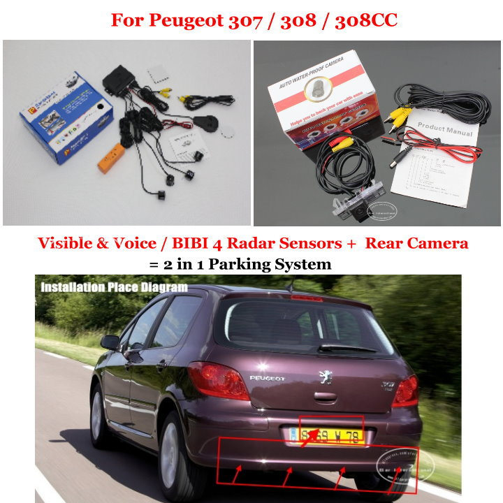 Liislee For Peugeot 307 308 308cc Car Rear View Back Up Camera: Peugeot 308 Cc Wiring Diagram At Anocheocurrio.co