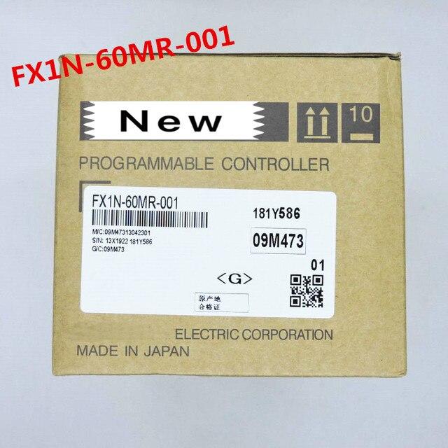 1 年保証新しいオリジナルボックスで FX1N 60MR 001 FX1N 60MT 001 FX1N 40MR 001 FX1N 40MT 001