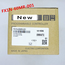 1 año de garantía original nuevo en caja FX1N 60MR 001 FX1N 60MT 001 FX1N 40MR 001 FX1N 40MT 001