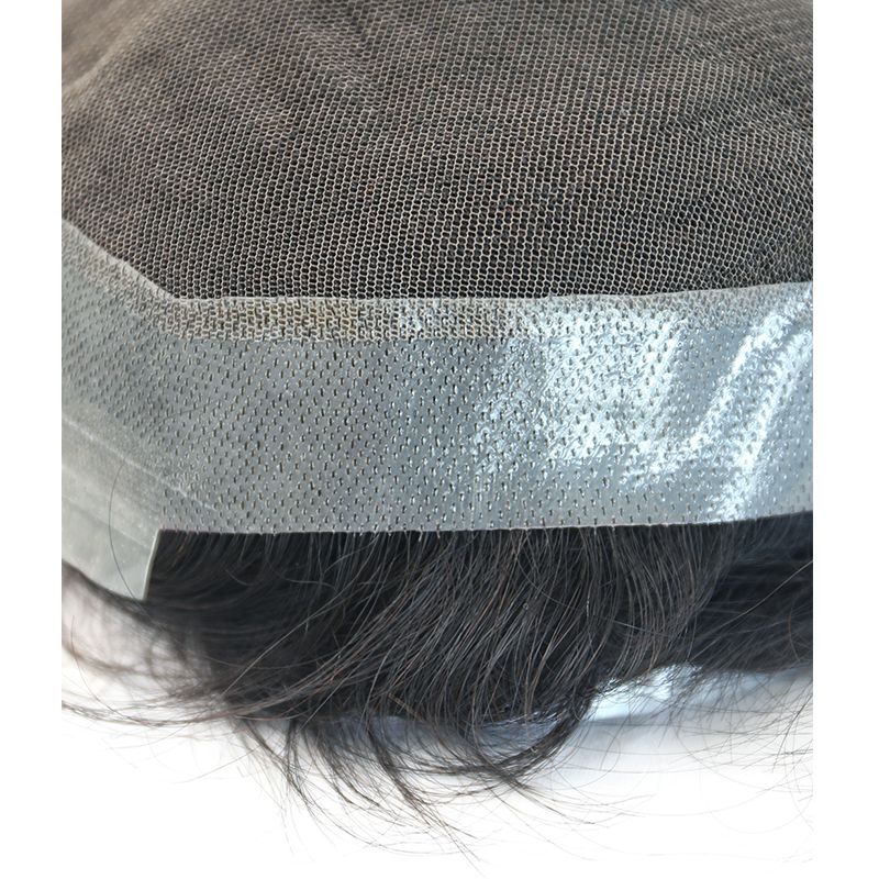 Masculino toupee 8x10