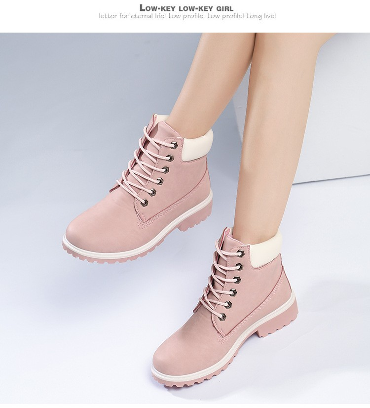 autumn Plush Snow Boots Women Wedges Knee-high Slip-resistant Boots Thermal Female Cotton-padded Shoes Warm Size G2W 25