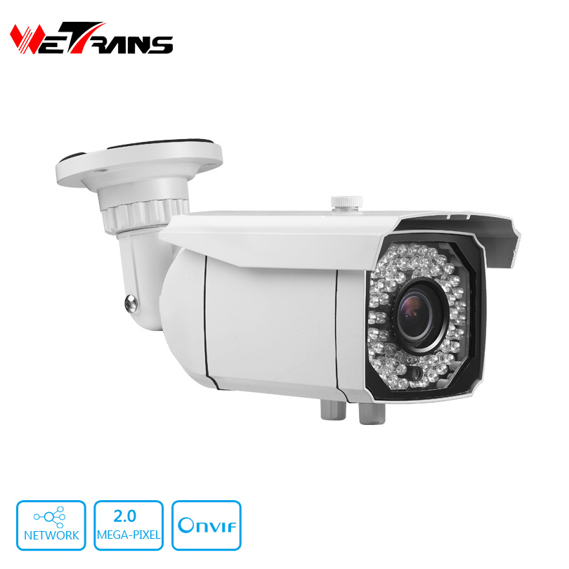 ФОТО IP Camera 1080P HD Video Surveillance Waterproof IP66 H.264 P2P 50m Long Night Vision IR Outdoor High Definition Network Camera