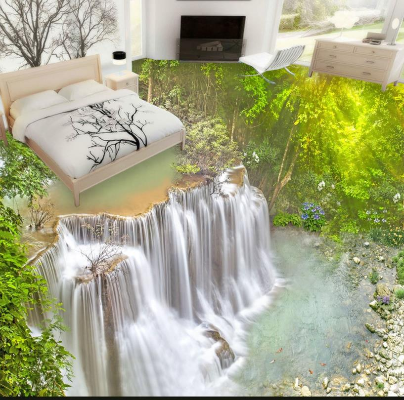 online buy wholesale plastic wall murals from china beautiful natural seascape designs glitter plastic wall