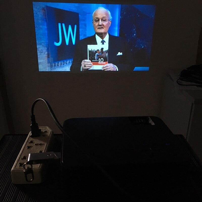 Semua orang Keuntungan 2000 lumens Projektor Android 4.4 HD LED Wifi - Audio dan video rumah - Foto 5