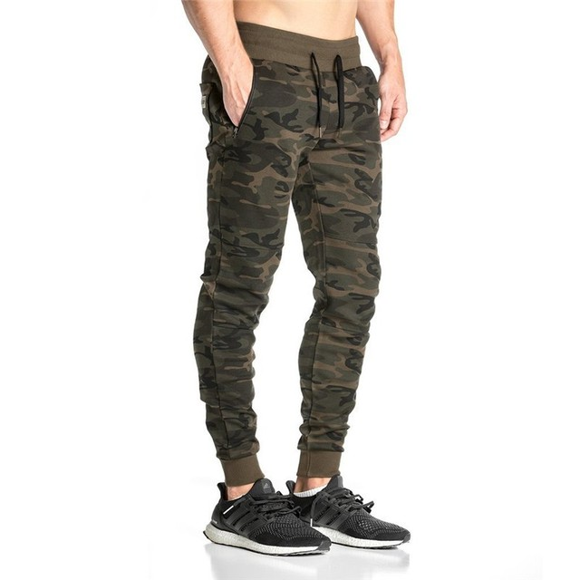 Pantalones Para Hombre pantalones de Chándal de Algodón oros Gimnasio Flacas Joggers Sweat Pants Pantalones Chandal hombre Pantalones Casuales