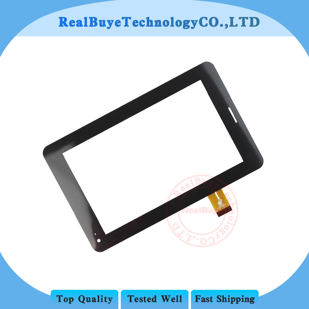 A+ New 7 megafon Login 2 Login2 MT3A tablet touch screen touch panel Digitizer Glass sensor Tpc1219 Ver1.0 original touch screen panel digitizer glass sensor replacement for 7 megafon login 3 mt4a login3 tablet free shipping