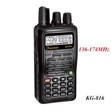WOUXUN KG-816 Long Range Walkie Talkie Transceiver 136-174 MHz Two Way Radio 7.4V